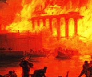 Nerone e il presagio