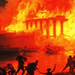Incendio di Roma